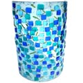 Blue Applique wall lamp